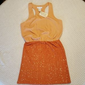 MM Couture By Miss Me Sequined Dress